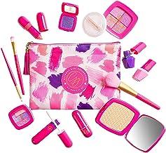 Make It Up، Glamour Girl Sretend Play Makeup Makeup for Children - عالی برای دختران و کودکان کوچک (آرایش واقعی نیست) [اسباب بازی]