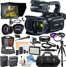 Canon XA11 Compact Full HD Camcorder Advanced Bundle 2