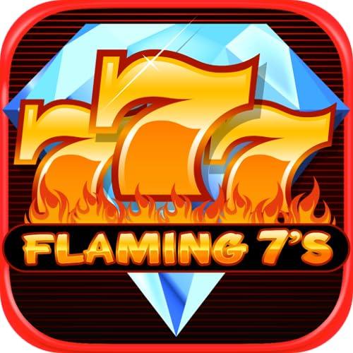 Flaming 777's Slots FREE - Vegas Double & Triple Jackpot Bonuses & Classic Slot Machines