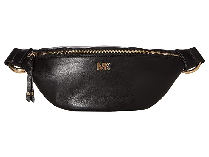 MICHAEL Michael Kors Sport Belt Bag (Black) Women