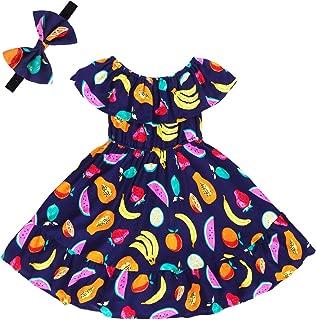 toddler fruit dress