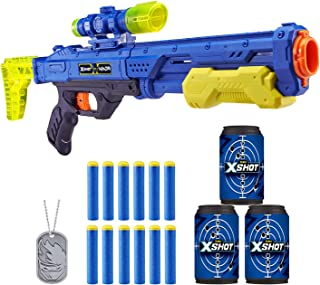 X-SHOT Ninja Quick Scope blaster, Multi-Colour, 36318