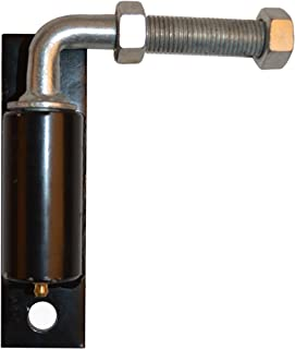 ALEKO LM114 Small J-Bolt Hinge Doors and Driveway Gates 5/8 Inch