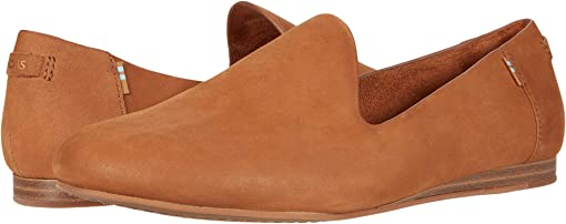 Tan Oiled Nubuck