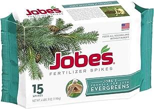 Jobe's Evergreen Fertilizer Spikes, 15 Spikes