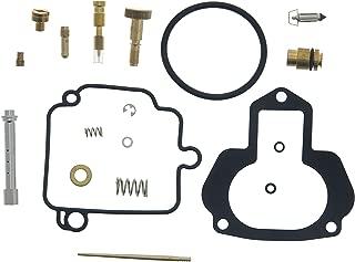Carburetor Repair Kit Carb Kit for 1996 1997 1998 fits Yamaha Kodiak 400 YFM400FW 4x4