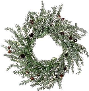 IH CASADECOR Pine and Berry Spruce Wreath, Multi