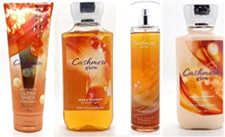 Cashmere Glow Gift Set - Signature Collection - Bath & Body Works - Body Lotion - Body Cream - Fragrance Mist & Shower Gel...