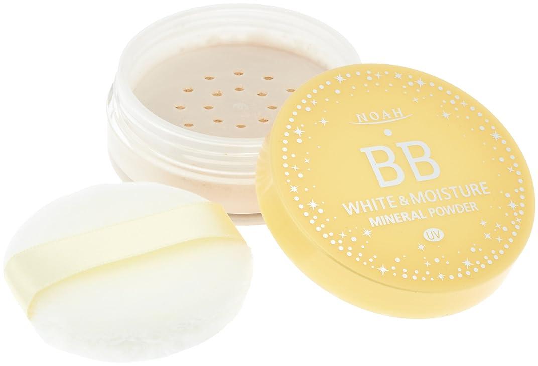 バーマドオーラル生き残りKOSE コーセー ノア ホワイト&モイスチュア BBミネラルパウダー UV 01 (8g)