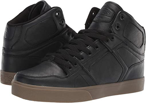 Black/Dark Gum