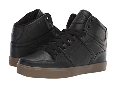 Osiris NYC83 VLC DCN (Black/Dark Gum) Men