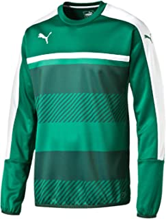 Mens Veloce Training Sweat, Size: Large, Color Power Green