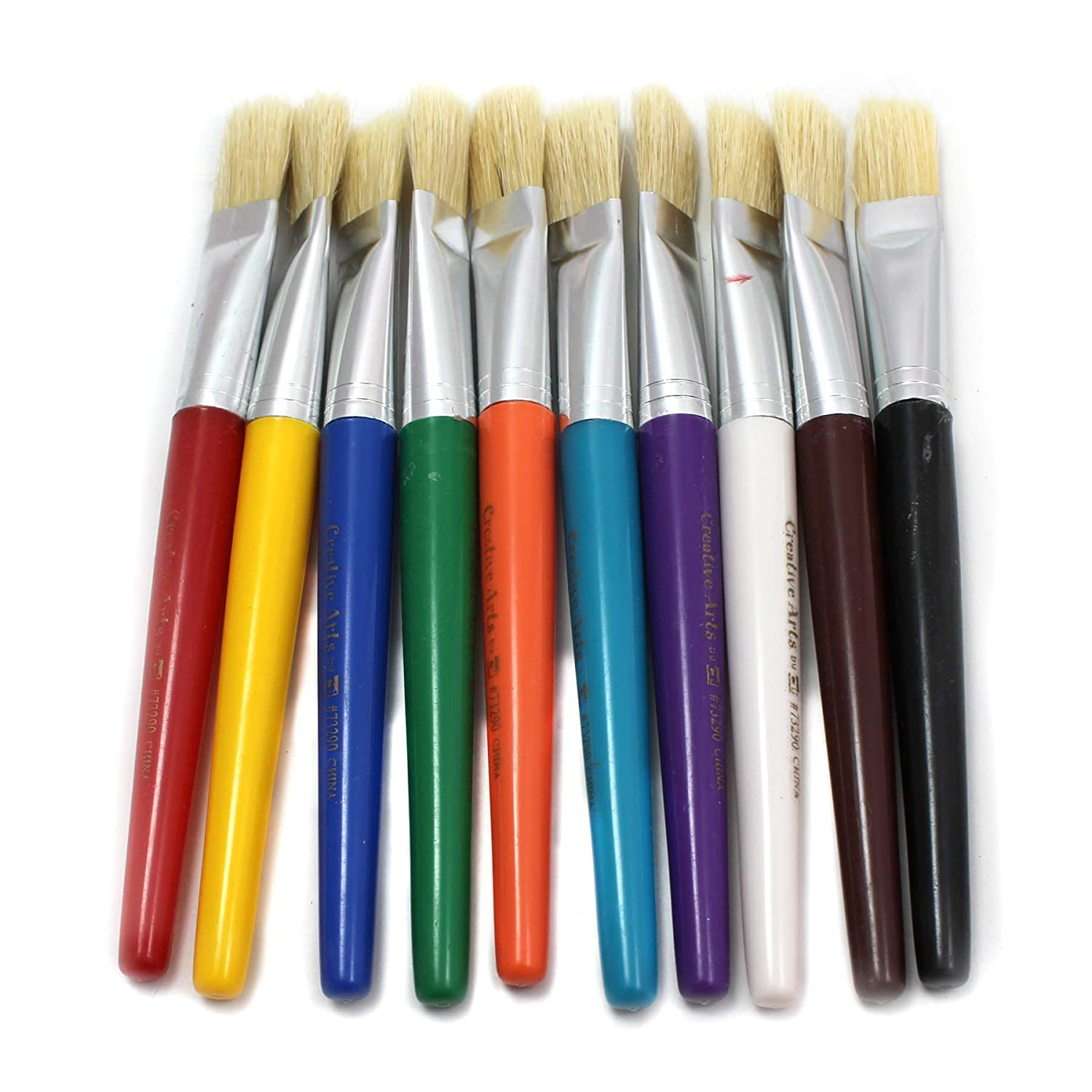 Charles Leonard CHL73290BN Creative New products, world's highest quality popular! Arts Brushes Stubby As Flat Today's only