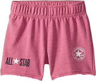 Converse Kids Girl's All Star Raw Edge Shorts (Little Kids)