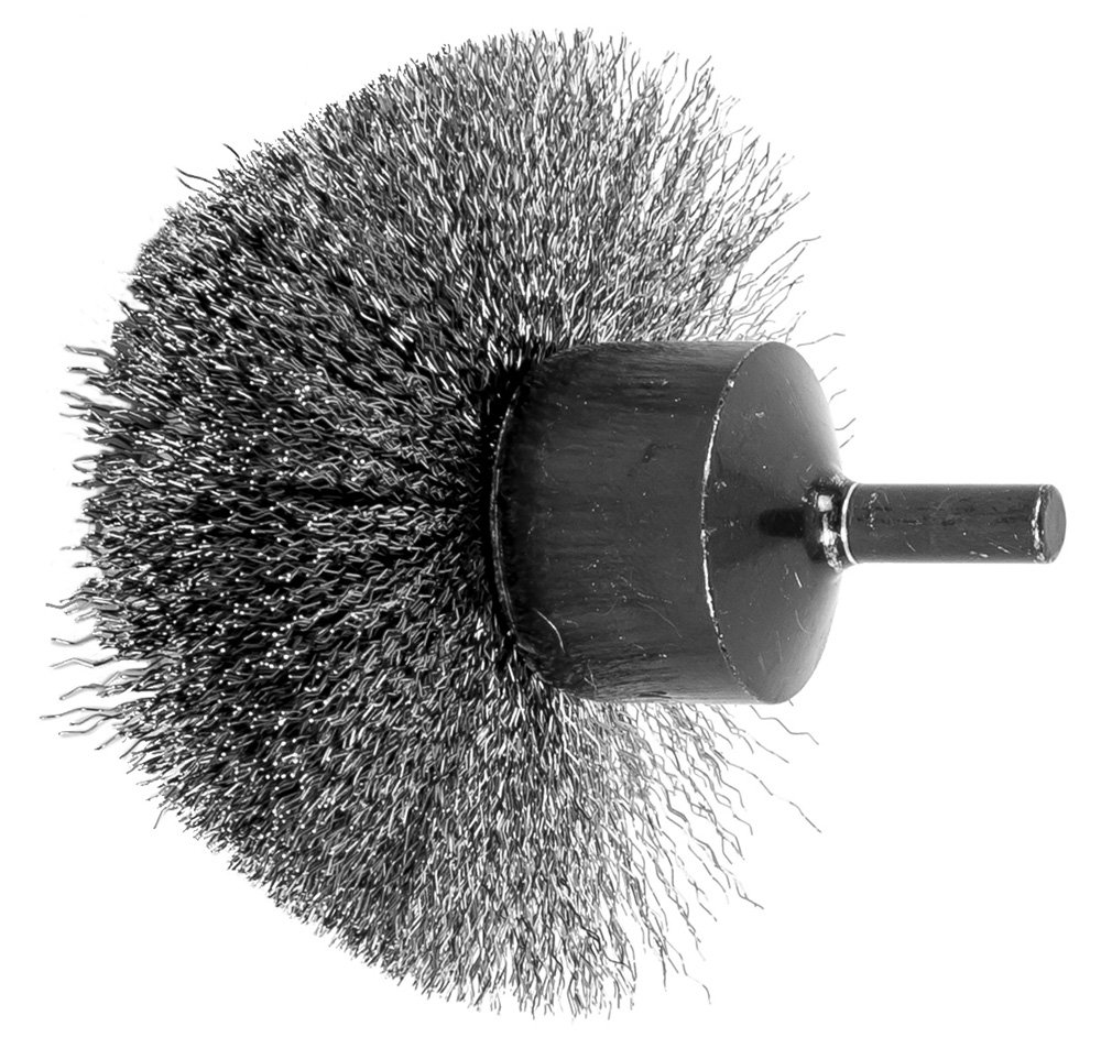 PFERD 82938 Stem Max 46% Daily bargain sale OFF Mounted Specialty Brush W Stainless Steel Wire