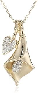 Best floral diamond necklace Reviews