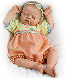 Baby of Mine So Truly Real Lifelike & Realistic Weighted Newborn Baby Doll 17-inches by The Ashton-Drake Galleries