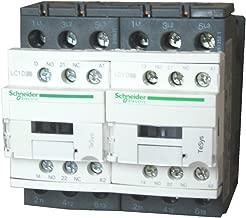 SCHNEIDER ELECTRIC Reversing Contactor 575-Vac 25-Amp Iec LC2D25B7 Speeddrive 380-480Vac 30Hp,Atv212 Type12