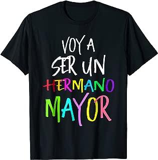 Voy a ser un Hermano Mayor, Camiseta chevere