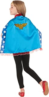 Imagine by Rubie's DC Comics Wonder Woman Tiara and Cape Set