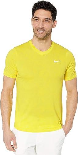 Optic Yellow/White