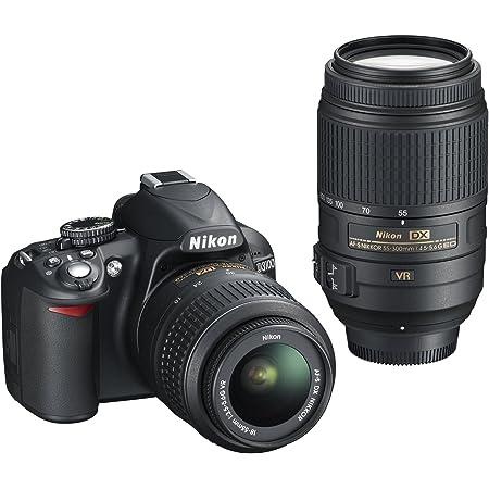 Nikon デジタル一眼レフカメラ D3100 ダブルズームキット D3100WZ