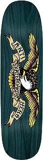 Anti Hero Skateboard Deck Shaped Eagle Overspray Blue Meanie 8.75