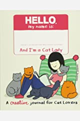 The Cat Lady's Creative Journal Paperback