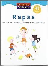 VACACIONES SANTILLANA 4 PRIMARIA REPAS - 9788484355755