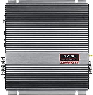 $45 » 2200W 2 Channel Car Audio Mini Super Bass Sub Woofer Power Amplifier Amp 12V