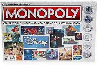 Monopoly C2116 Disney Animation Edition Game