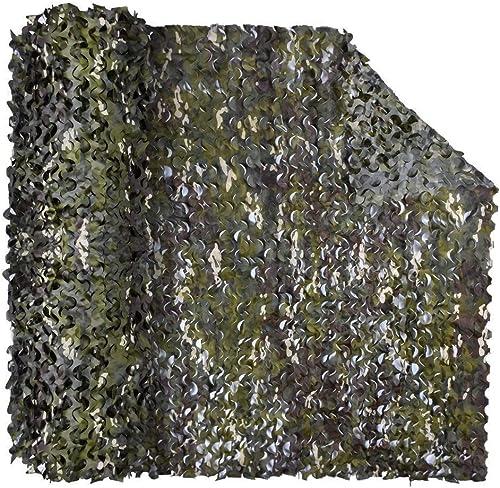 GQYYL Visière en Tissu, Filet De Camouflage en Tissu Oxford, Filet De Prougeection Contre Le Soleil pour La Décoration Extérieure (Taille   4x9m)