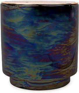 شمع الصويا المعطر من مجموعة بادي واكس جلو، 43.18 مل، بخور ودخان