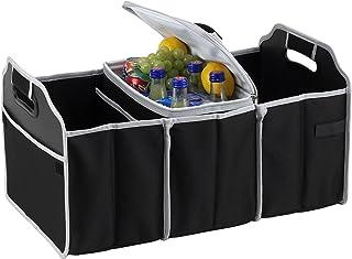 Picnic at Ascot Organizador de porta-malas dobrável com 3 seções - com refrigerador removível - projetado e aprovado de qu...