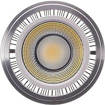 LED Light Bulbs CE RoHS 5W LED Externe Power LED-verlichting AR111 AR111 Cob 12V (Color : DC/AC12VG53)