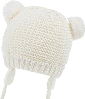 4a309009986 Joyingtwo Baby Girl Winter Hat Soft Warm Knit Todder Cute Bear Beanie Boys Newborn  Hat