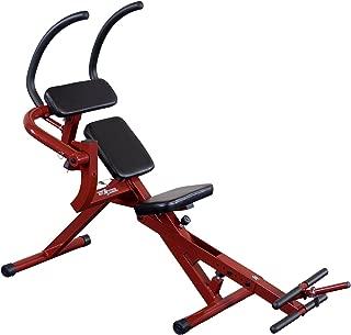 Body-Solid Best Fitness Semi Recumbent AB Bench (BFAB20)