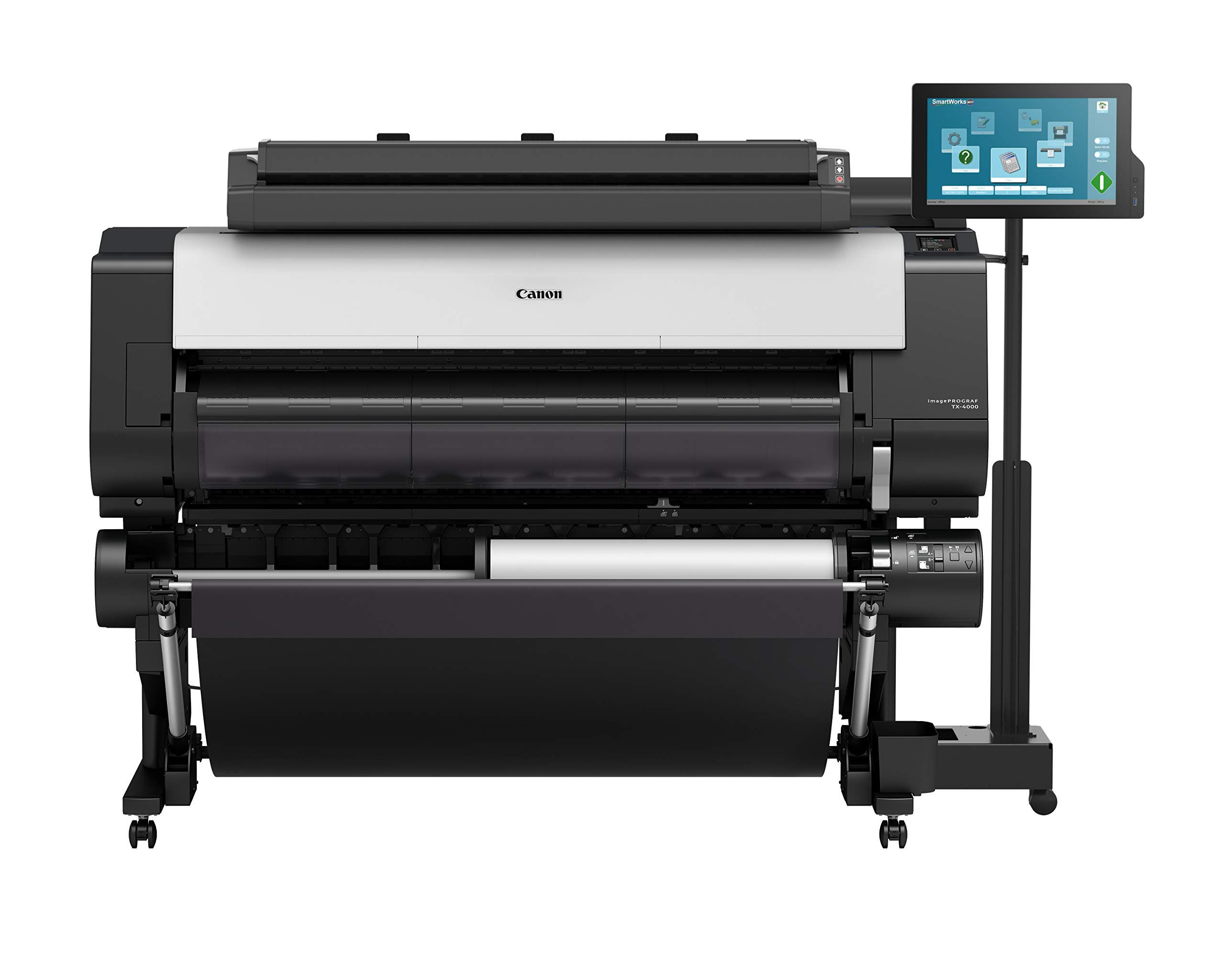 Canon imagePROGRAF TX-4000 T36 Großformatdrucker con Stand,Scanner ...