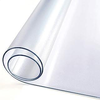 キッチンマット クリア マット 透明 傷防止 保護マット 台所マット240*60cm 厚さ1.5mm ずれない 抗菌 防カビ 撥水 ダイニングマット 床 キッチン 傷防止 汚れ防止 拭き取り可能