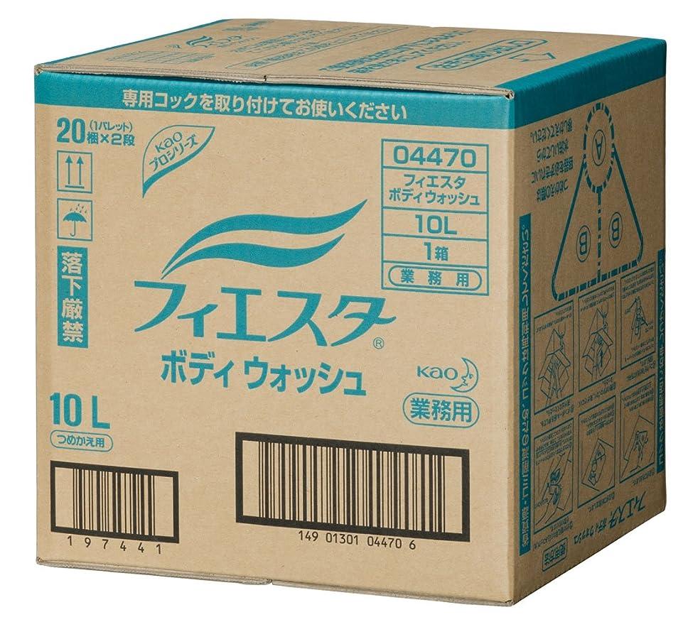 鉄道駅有罪燃料花王プロシリーズ フィエスタ ボディウォッシュ 10L