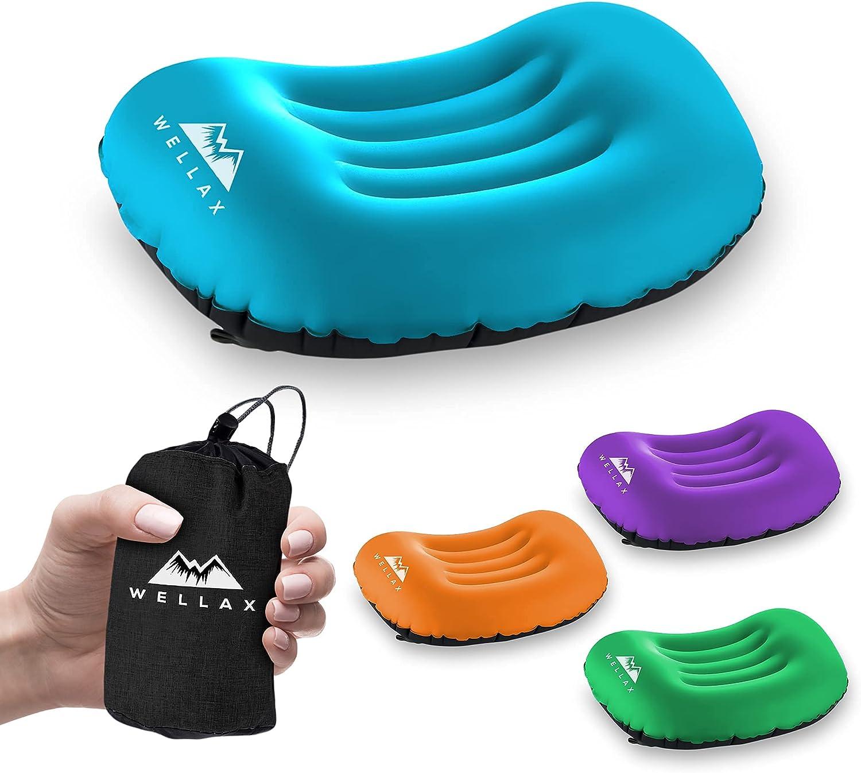 WellaX Ultralight Camping Pillow