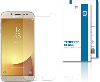 IQ Premium Quality Tempered Glass Screen Guard Protector for Samsung J7 Pro