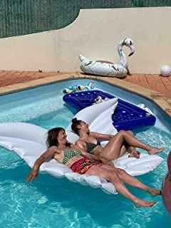Integrity Co Flotador Inflable en Forma de Unicornio tamaño para la Piscina o Playa. Unicornio Flotador Hinchable para la Piscina o la Playa