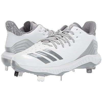 adidas Icon Bounce (Footwear White/Grey Three F17/Grey Two F17) Women