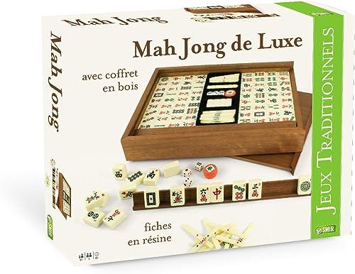 comprar mejor Smir - Mah Jong, 4 Jugadores (37202) [Importado [Importado [Importado de Francia]  diseño simple y generoso