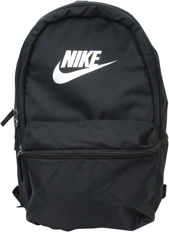 BA6005 BA6005 BA6005 010 Nike Sportswear Heritage Metallic Rucksack Schwarz B07C34PQX8  Überlegene Qualität fa7d45
