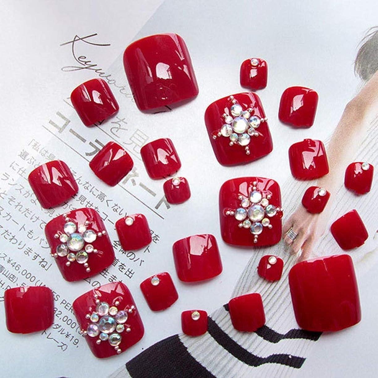 申し立て絵国OU-Kunmlef 特徴24 pcs/セット偽の爪ファッションアクリルUVゲル完全なフランスの偽の爪のヒントマニキュアネイルアートのヒントツール(None Liquor.)