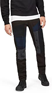 G-Star RAW(ジースターロゥ) Arc 3D Relaxed Tapered Denim Journeys Jeans メンズ ジーンズ ゆったり