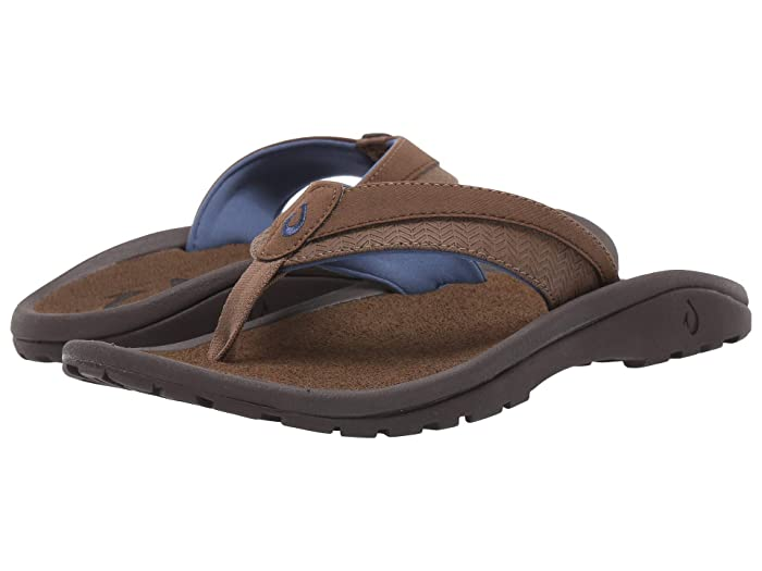 'Ohana Koa  Shoes (Espresso/Mustang) Men's Sandals
