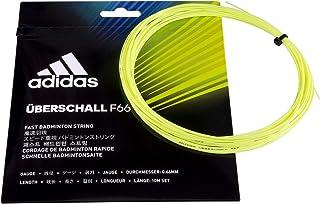 Adidas Uberschall F66 Badminton Strings- Yellow
